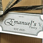 Box of pralines from Emanuel´s Pantry