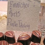 praline of the year 2011 in Sweden-finalist